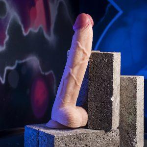 Kinky.Today Dildo Flesh 34,5 x 6 cm