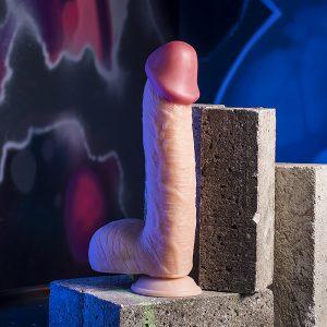 Kinky.Today Dildo Flesh 30 x 5,7 cm