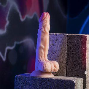 Kinky.Today Dildo Flesh 22,5 x 4 cm