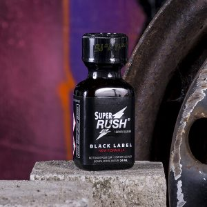 Super Rush Black Label 24ml