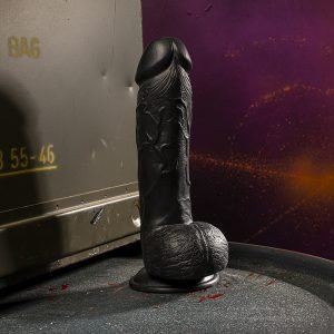 Kinky.Today Dildo Black 23,3 x 5 cm