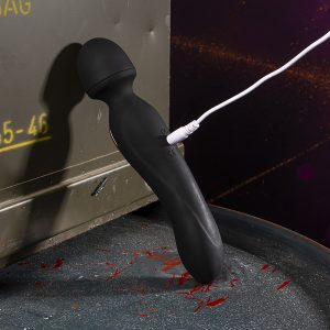 Wand Vibrator Agôn Black