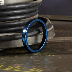 Blueboy Flatbody Cockring Stainless Steel