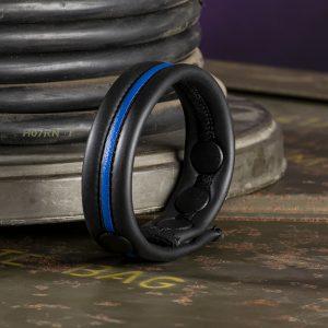 Neoprene Racer Cock Strap - Blauw