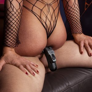Cellmate met App Bedienbare Chastity Cage