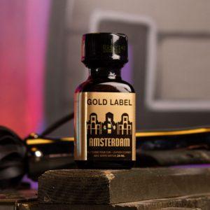 Amsterdam Gold Label 24ml