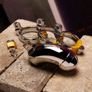 Closed Chastity Cage