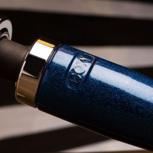 Doxy Die Cast 3R Wand Vibrator Blue Flame